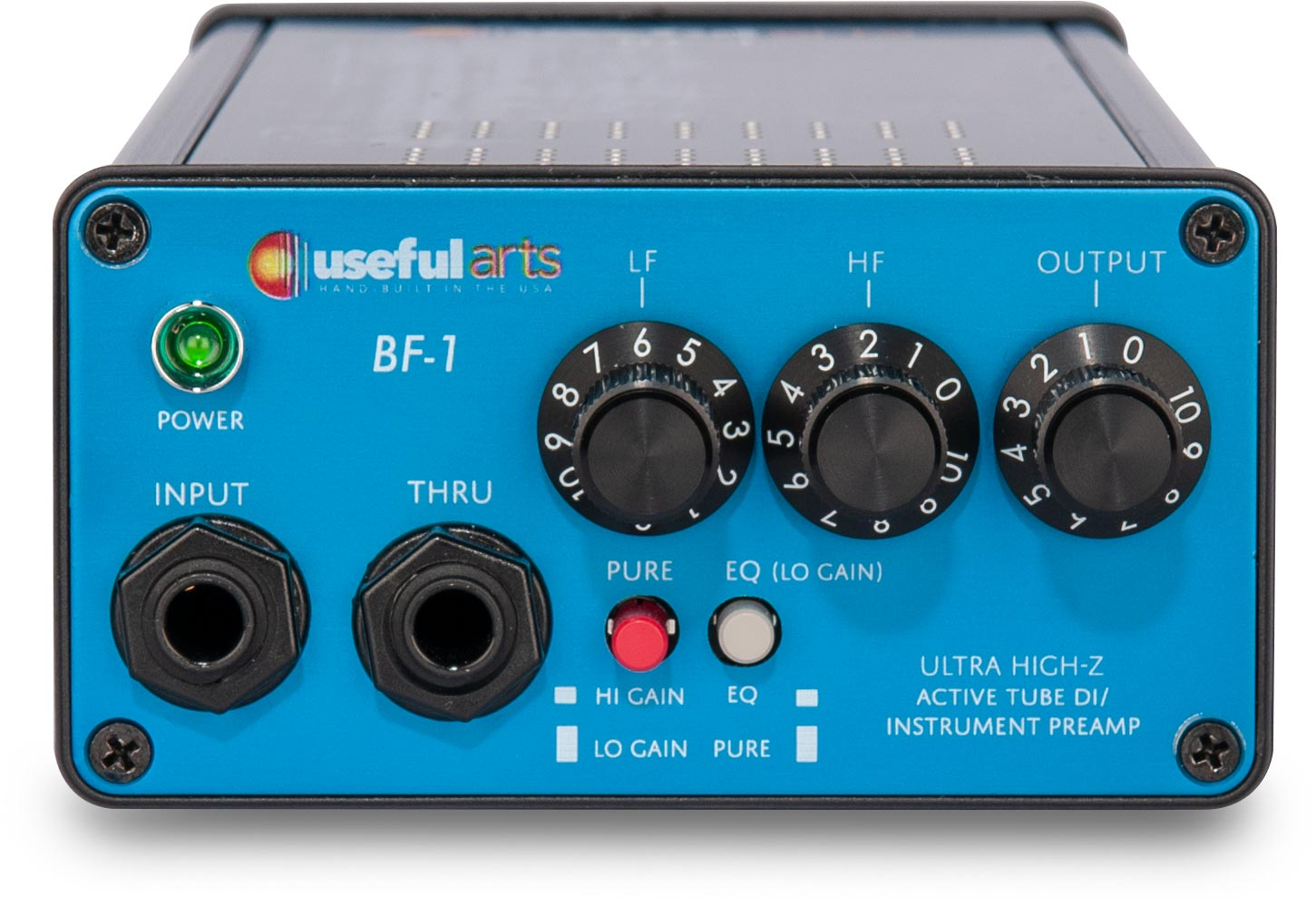 Useful Arts BF-1 Tube Direct Box