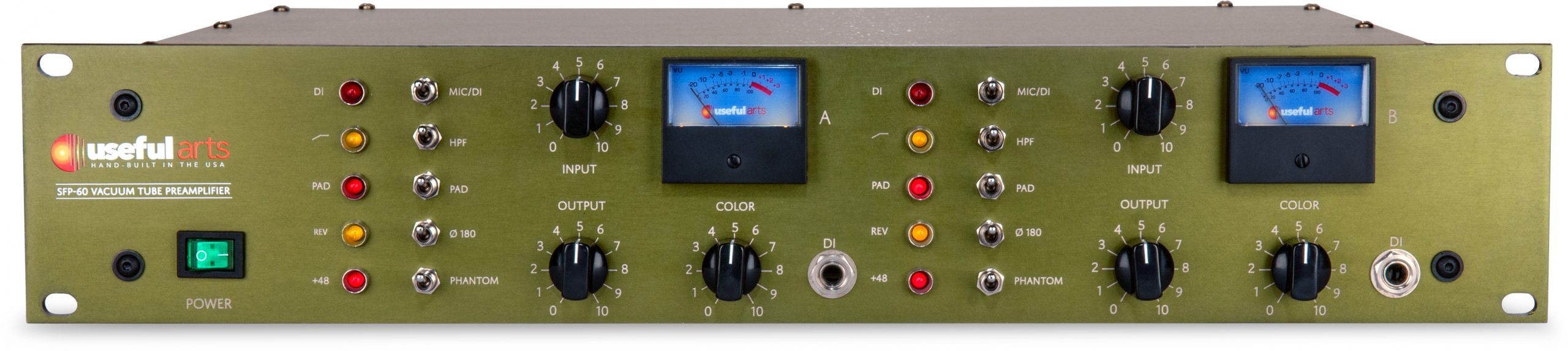 Useful Arts Audio SFP60 Mic Preamp